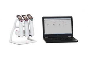 E1 Cliptip electronic pipettes and PC Bloototh connection TF pipetit lo-42